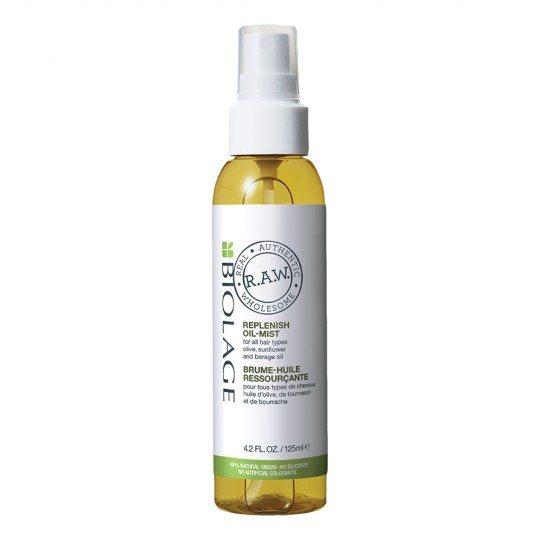 Biolage R.A.W. Aceite Replenish Oil Mist 125ml