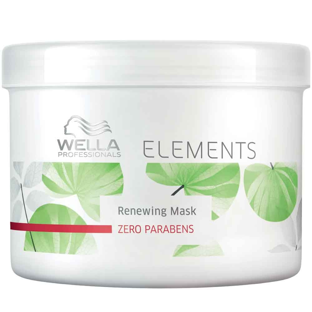 MASCARILLA WELLA ELEMENTS REGENERADORA 500ML