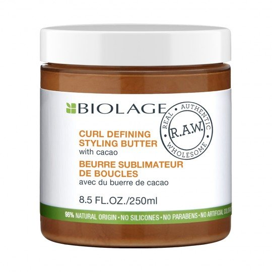 BIOLAGE R.A.W. Curl Defining Styling Butter 250ml