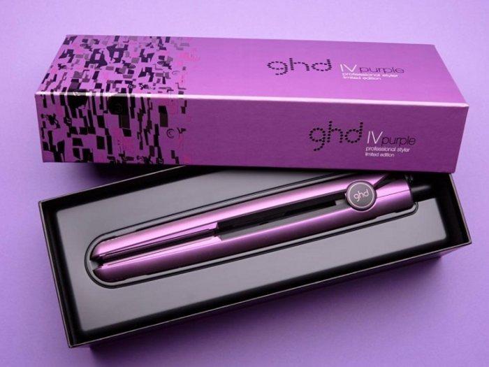 ghd IV Purple