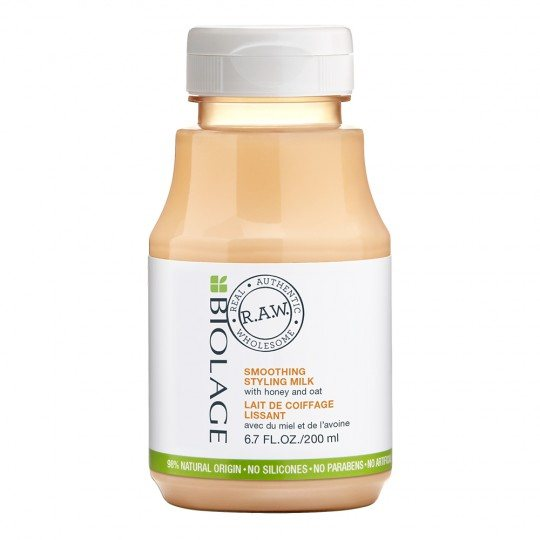 BIOLAGE R.A.W. Smoothing Styling Milk 200ml
