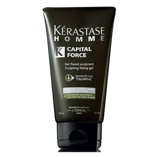 Gel capital force 150ml Kerastase