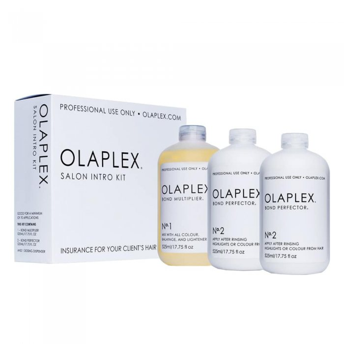 OLAPLEX Kit Salon Intro 525ml.