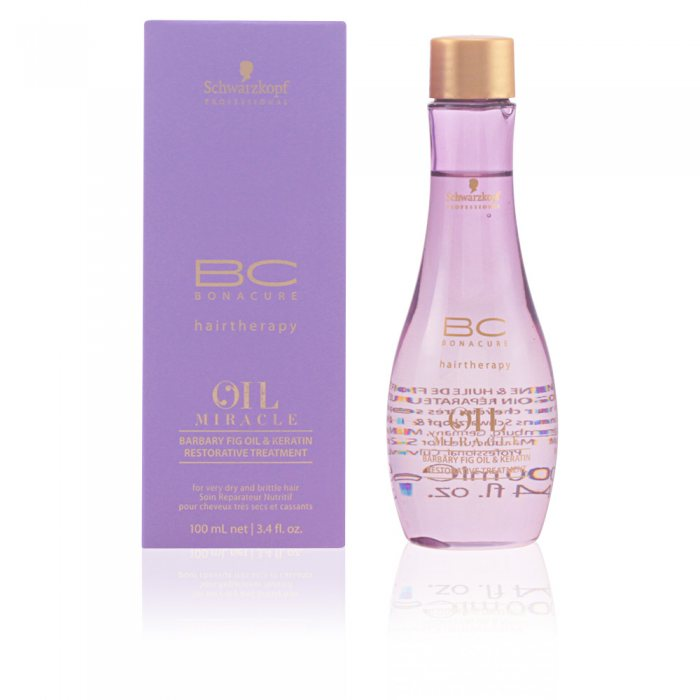 BC OIL MIRACLE barbary fig oil treatment