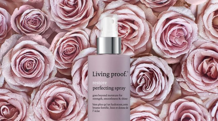 Desenreda sin límites con Restore Perfecting Spray de Living Proof