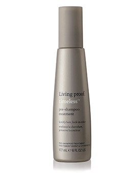 TimeLess Pre-Shampoo Treatment Living Proof