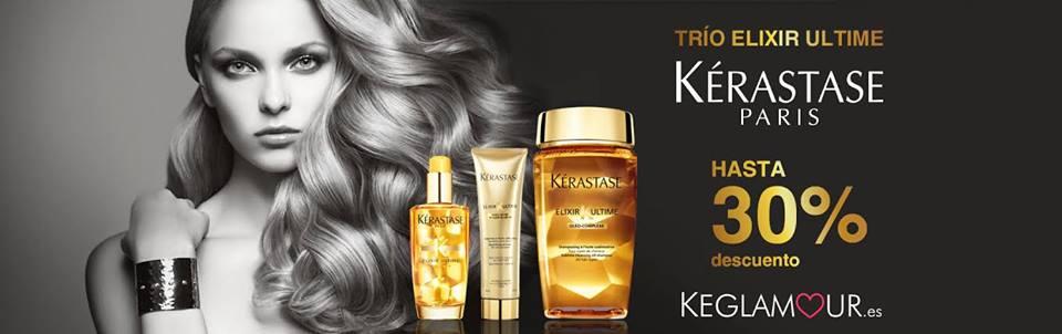 ¿Quieres comprar Kerastase al mejor precio? 5 razones para que elijas en KeGlamour