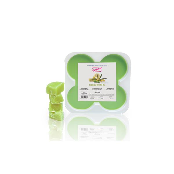 Cera tradicional de oliva 500g