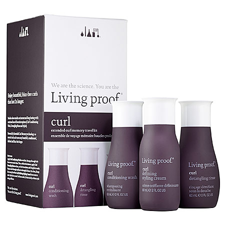 LIVING PROOF CURL KIT VIAJE
