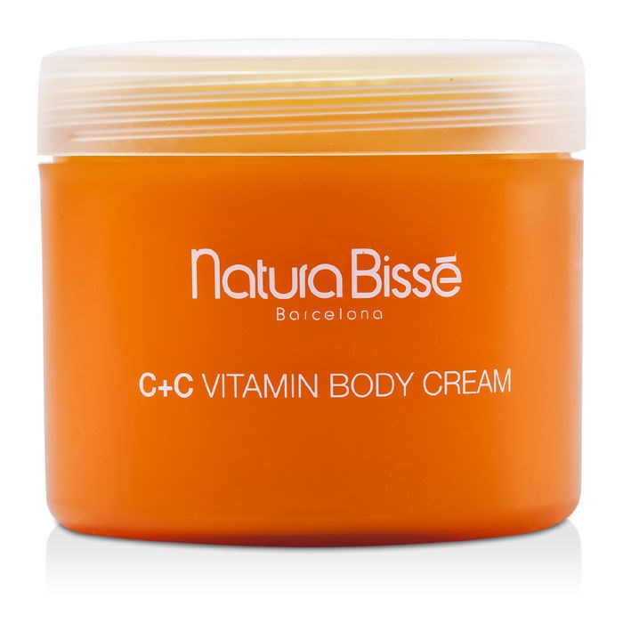 C+C Vitamin Body Cream 500ml de Natura Bissé