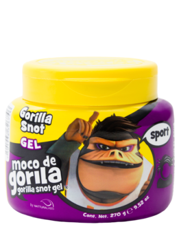 Moco de Gorila Sport Tarro 270gr