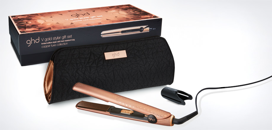 Plancha ghd V COPPER LUXE GIFT SET