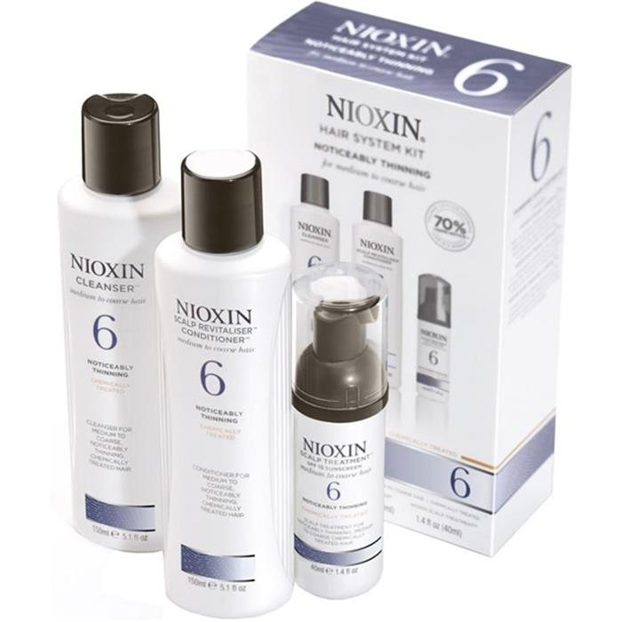 TRIAL KIT NIOXIN SISTEMA 6