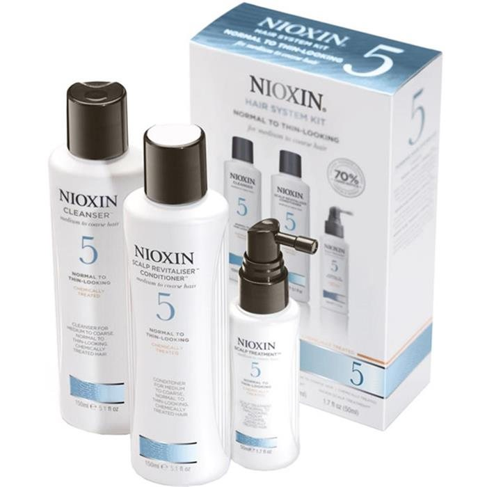 TRIAL KIT NIOXIN SISTEMA 5