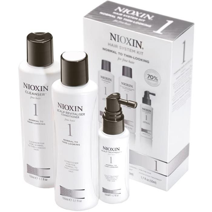 TRIAL KIT NIOXIN SISTEMA 1