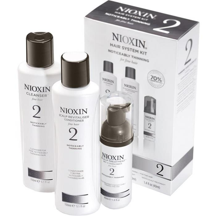 TRIAL KIT NIOXIN SISTEMA 2