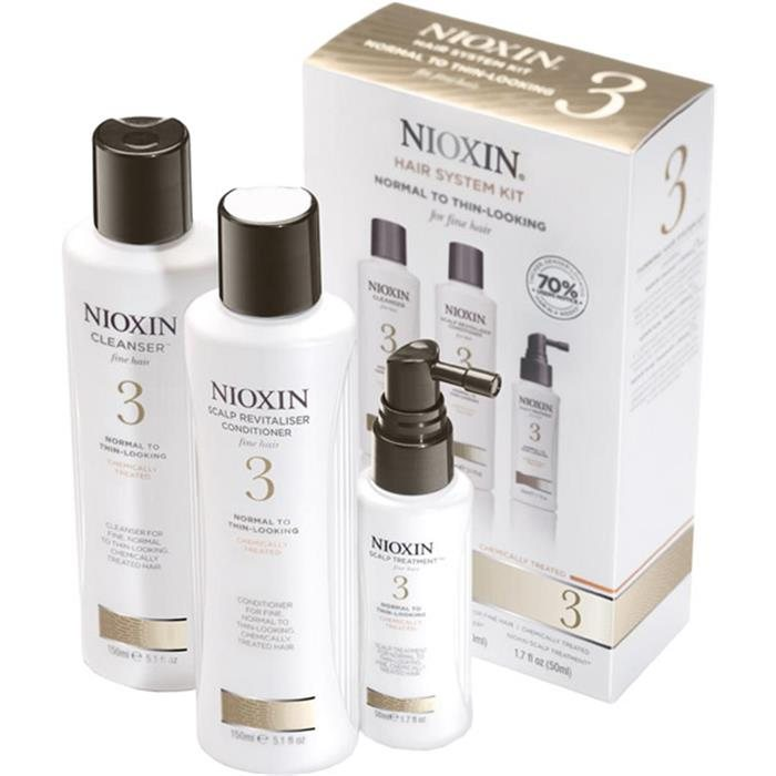 TRIAL KIT NIOXIN SISTEMA 3