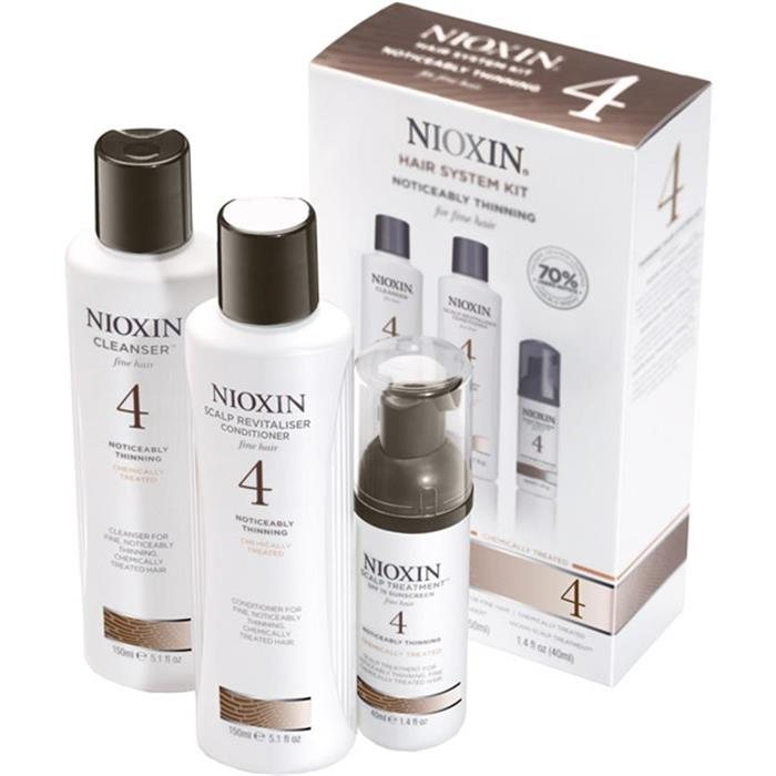 TRIAL KIT NIOXIN SISTEMA 4
