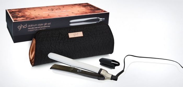 Plancha ghd PLATINUM COPPER LUXE PREMIUM GIFT SET