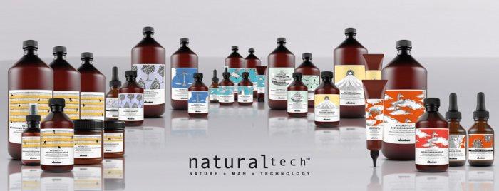 Cuida tu cabello de la mano de NaturalTech de Davines