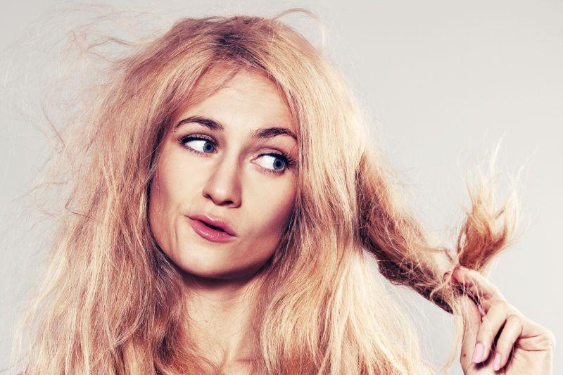 Rutinas que dañan el cabello y no lo sabías