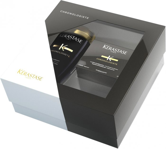 COFRE DUO CHRONOLOGISTE KERASTASE