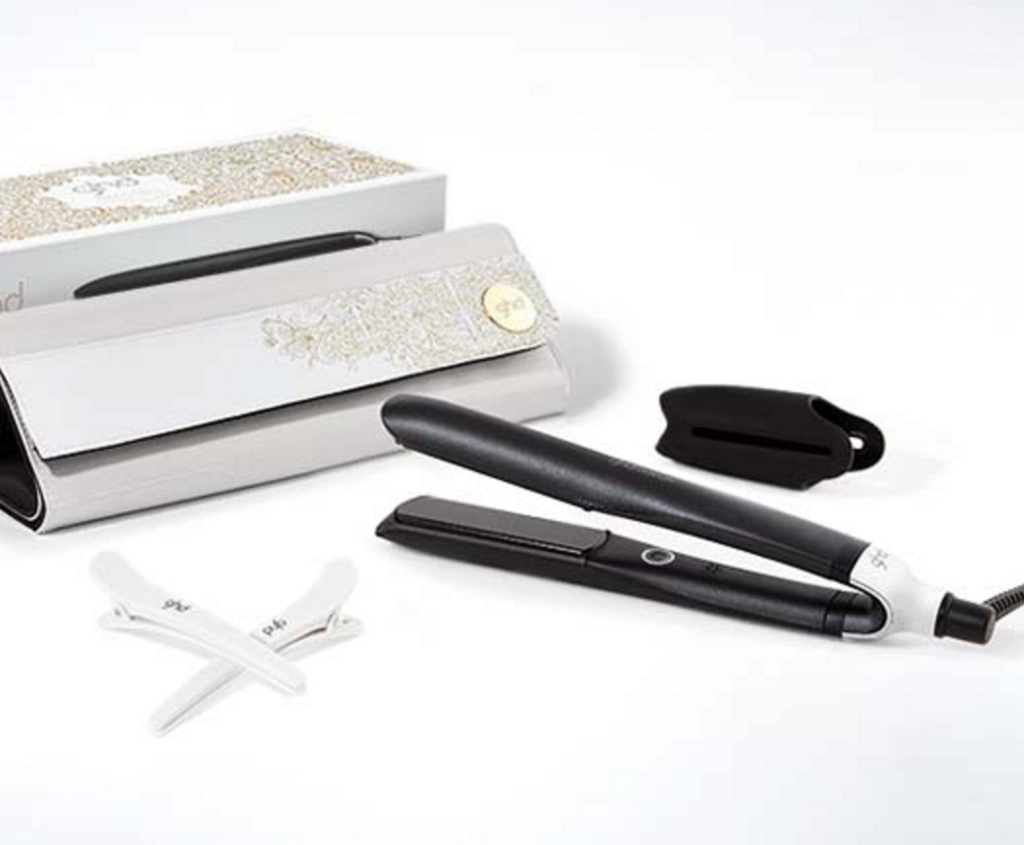 ghd Artic Gold PLATINUM GIFT SET