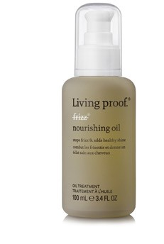 No Frizz Nourishing Oil Living Proof