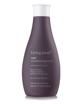 Curl Conditioning Wash Living Proof