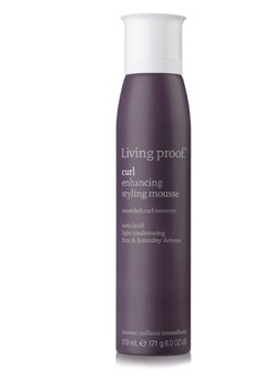 Curl Enhancing Styling Mousse