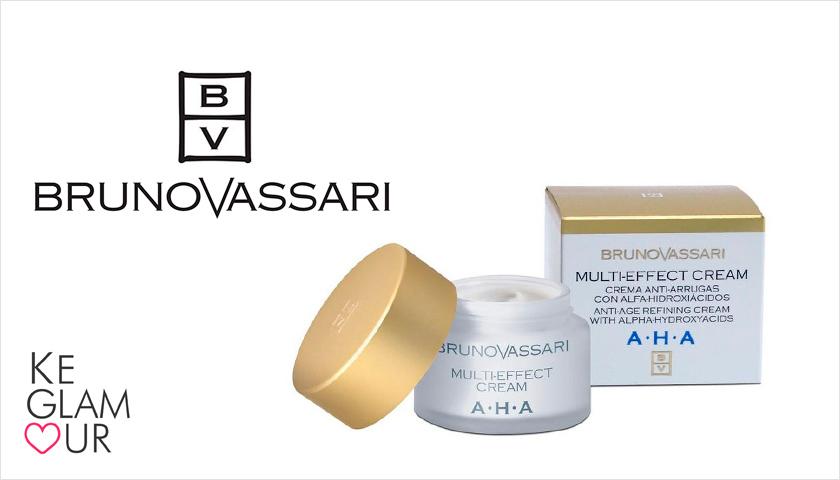 ¿Buscando una crema antiarrugas que hidrate y aclare a la vez? Descubre AHA Multi-Effect Cream de Bruno Vassari