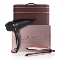 ghd royal dynasty deluxe set (Platinum + Secador ghd)